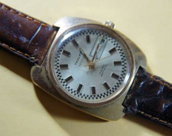 Vintage THALES 70 automatic watch