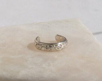 minimalistic cuff earring, sterling silver