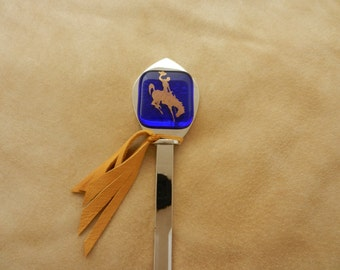 Cowgirl Blues Letter Opener