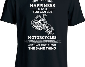 Funny Motorcycle T Shirt Gifts For Grandpa I M A Biker