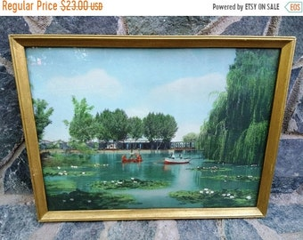 reproduction, old painting, wall decor, picture frame, Tapestry picture, For the living room,