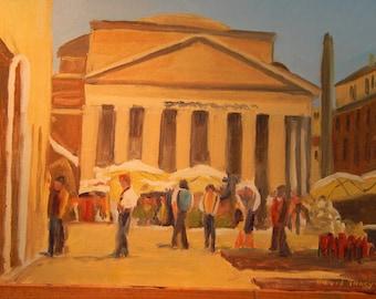 Italy  Pantheon