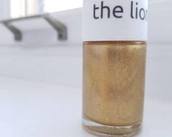 The Lion Custom Nail Polish