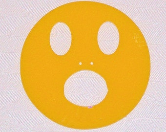 smiley face buttons etsy