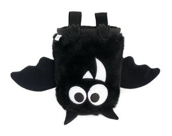 Black Bat Chalk Bag