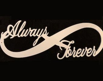 Always Forever Infinity Symbol