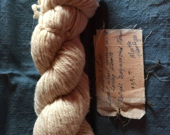 Merino yarn 3 ply worsted