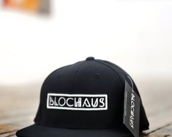 BLOCHAUS (black) Snapback
