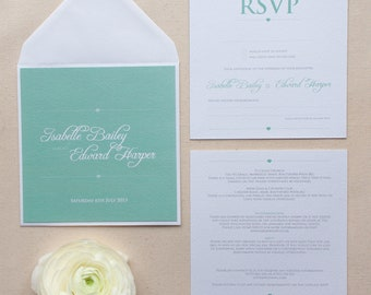 EMILY // Wedding Stationery // Suite