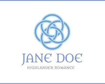 Premade Logo Design | Business Cards | Monogram - Celtic Knot Logo