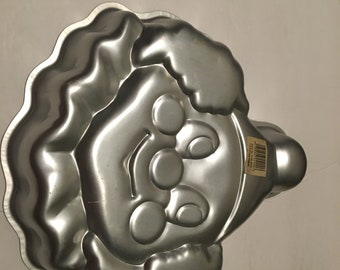 wilton circus clown cake pan