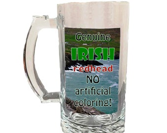 Glass Beer Stein 22336g
