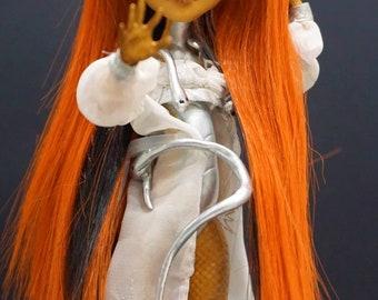 OOAK doll Monster High zodiac sign