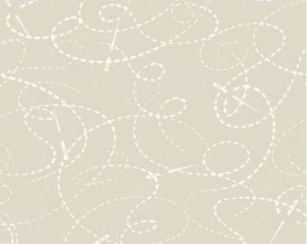 "108"" WIDEBACK - Studio E - Needle & Thread - Gray"