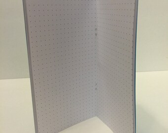BLUE PRINTED Dot Traveler's Notebook Fauxdori Insert For ALL Sizes