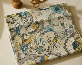 Designer fabric clearance/fabric destash/Fat quarter/Valori Wells/Quill
