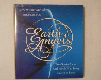 Earth Angels book, angels on earth book