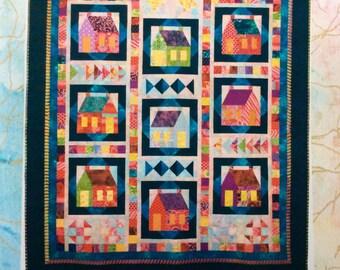 Happy Home Tour Quilt Pattern