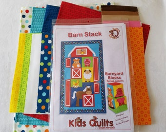 "Barn Stack Wall Hanging Kit - 23"" x 38"""