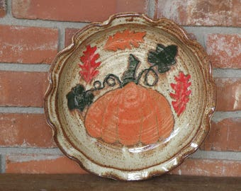 Harvest Deep Dish Pie Plate