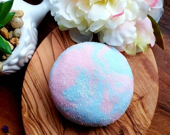 Bubble bar, cotton candy, bubble bath, mothers day, gift for her, spa gift, palm oil free