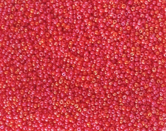 100 grams, red seed beads, 11/0 Czech glass beads,jewelry making, beads,jewelry findings,jewelry supplies seed bead,necklace diy,wholesale
