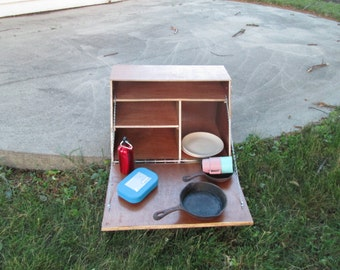 Camping Cupboard - Camp Kitchen - Tailgating