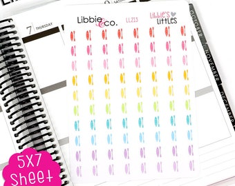 LL213 Libbie's Littles Kayak Vinyl Planner Stickers!  Kayaking, Water Sports, Erin Condren, Happy, Mambi, Plum Paper, Personal Planners!