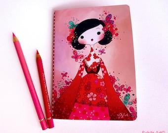 Notebook Haru