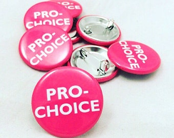 Womens Rights, Pro-Choice Pin, Freedom of Choice, Pro-Feminism, Feminist, Feminist Pin, Pro-Choice Feminism, Human Right Reproductive Rights