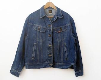 Vintage Lee Denim Jean Jacket