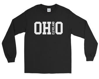 Cleveland Ohio / Long Sleeve T-Shirt