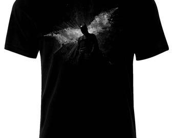 Inspired By Batman The Dark Knight Heath Ledger Joker T-Shirt