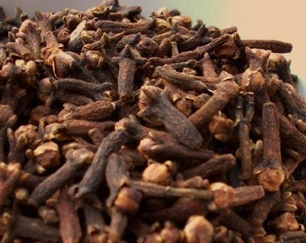 Whole Clove Buds - Dried Spice for Potpourri and Simmers - Dried Herbs and Spices