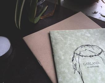 GARLAND. - An anthology.