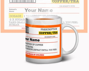 Prescription Mug