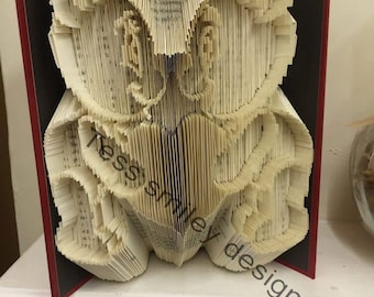 cute teddies in love book folding pattern pdf bookfold heart wedding gift marriage
