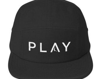PLAY - Five Panel Cap
