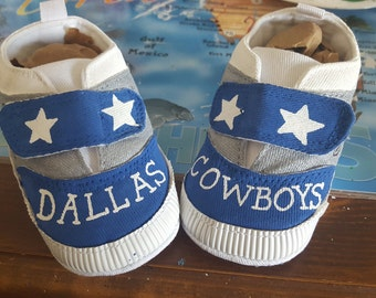 Dallas Cowboys Baby Shoes