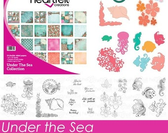 Heartfelt Creations Under the Sea I Want it All Collection IWIA-174