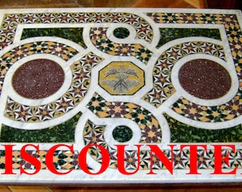 marble table Byzantine style  lowered 37%