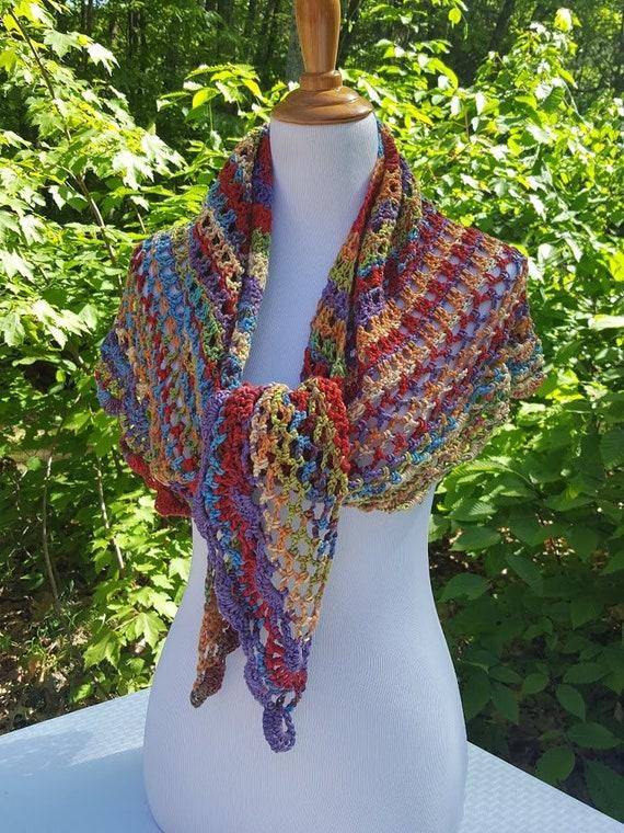 Mexicana inspired shawl, wedding shawl, crochet shawl, bridal accessory, openwork lace shawl, Victorian lace shawl, beach summer wedding