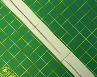 "12"" Upholstery Needle for use in making a Tuffet"