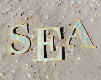 Sea Letters
