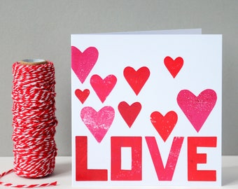 Love | Valentines Day | Valentines Card | Valentines Gift | Anniversary Greetings Card