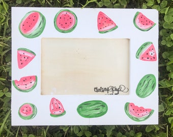 Watermelon Picture Frame