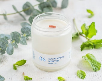 06 / candle eucalyptus + Mint