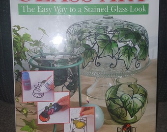 Glass Art, the easy way to a stained glass look