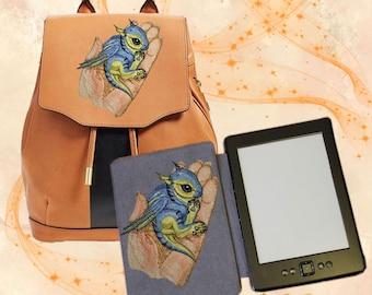 "Machine embroidery design Dragon Naavir_125 - size 4,91 x 5,34"" - machine embroidery - embroidery dragon - dragon"
