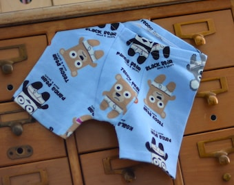 Bears in Undies kids' boxer briefs -  size 4/5 - READY TO SHIP